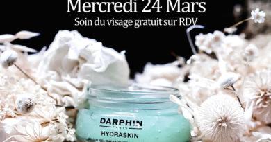 OFFRE DARPHIN !!